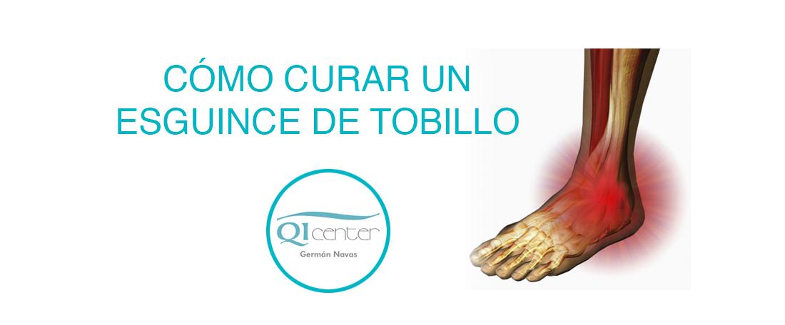 Esguince blog fisioterapia en Malaga