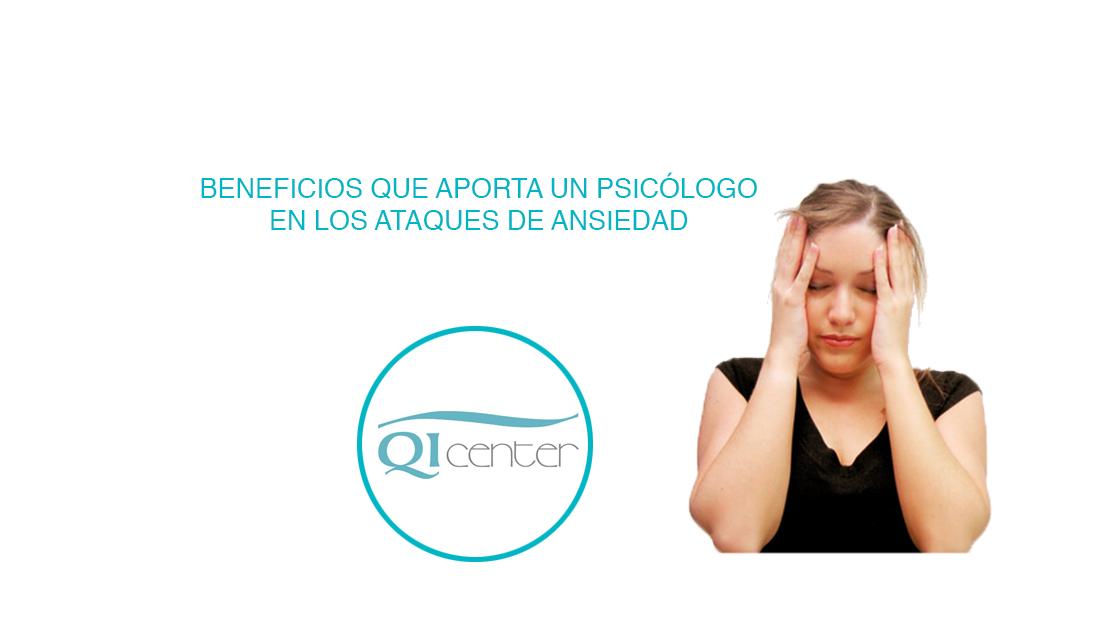 Cabecera ataque de ansiedad psicólogo Málaga