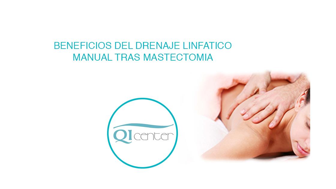 Fisioterapeuta Malaga cabecera DLM tras mastectomia