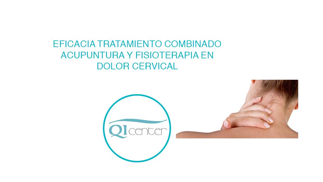 tratamiento combinado fisioterapia y acupuntura en Malaga