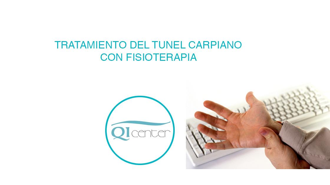 Fisioterapia en Malaga tratamiento sindrome tunel carpiano