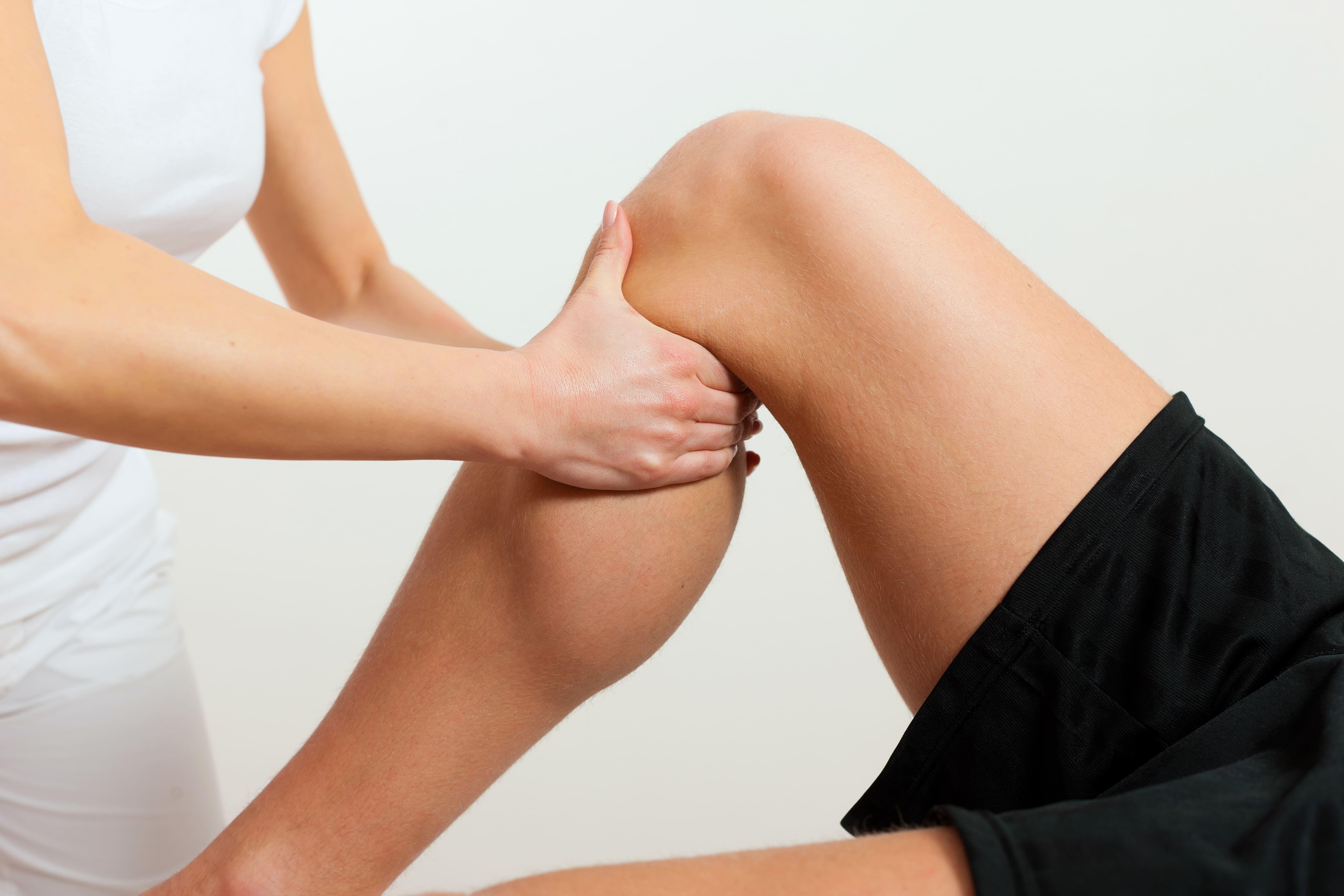 Fisioterapia malaga descargas musculares tras pruebas de fondo