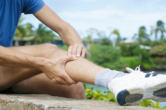 Periostitis tibial corredor fisioterapia en Malaga